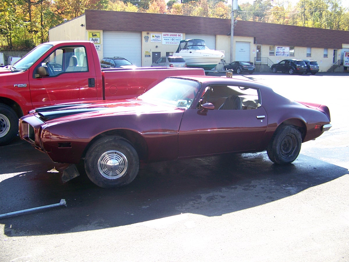 firebird project Classic muscle cars for sale, 1970s muscle cars, and cheap project cars, chevelles for sale - dave's classic cars.