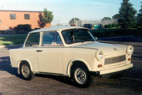 Automobili Trabant-s1