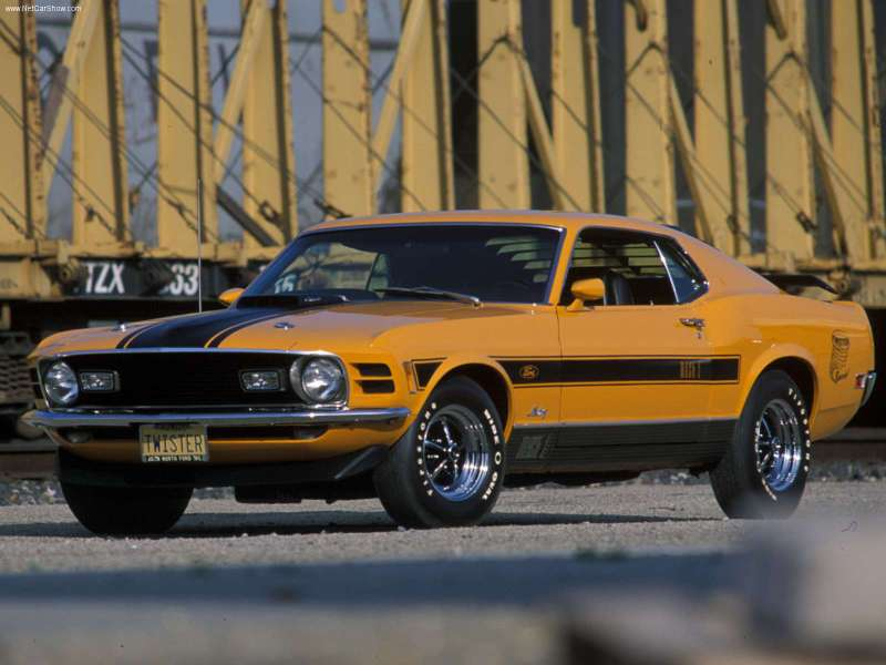 MUSCLE CAR HALL OF FAME | FIRST IN