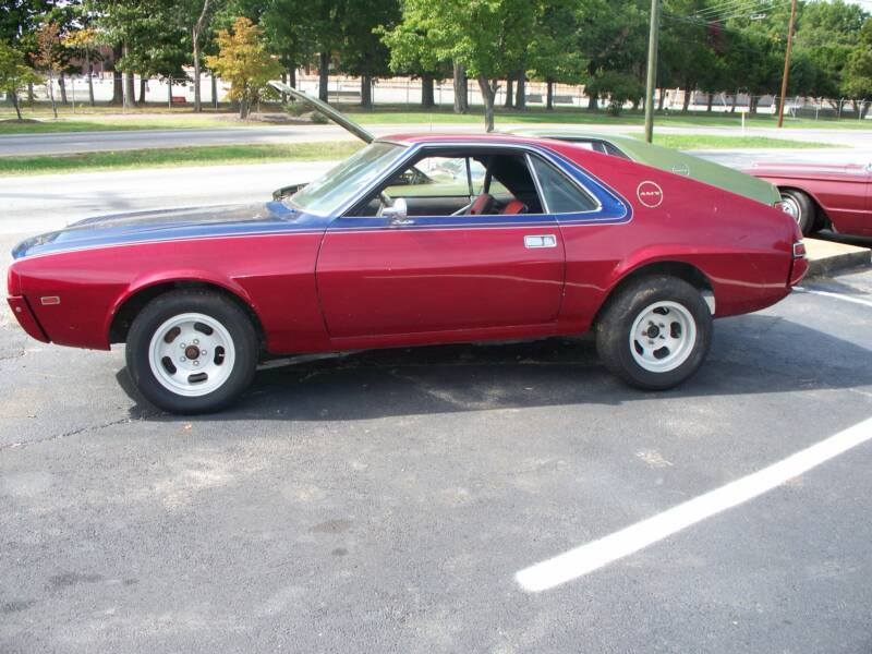 Muscle Car Hall Of Fame 1968 Amx First In