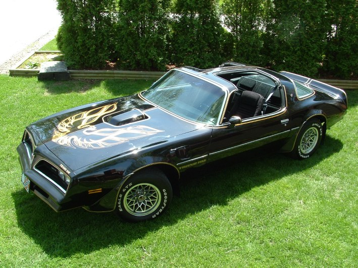Muscle Car Hall Of Fame Bandit Trans Am First In