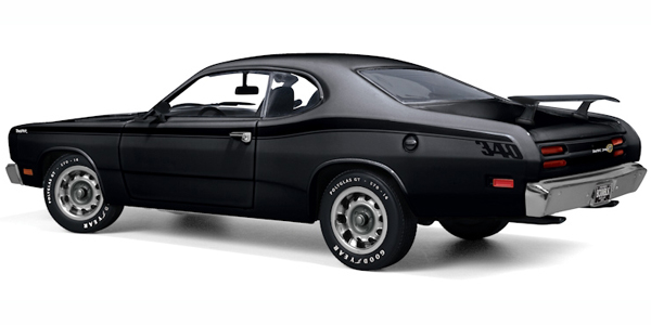 muscle car hall of fame plymouth duster first in. Black Bedroom Furniture Sets. Home Design Ideas