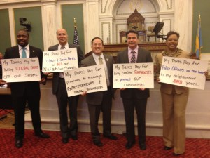 City Council Deadbeat Squad